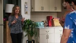Jane Harris, Aaron Brennan, David Tanaka in Neighbours Episode 8462