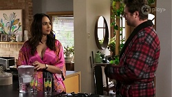 Dipi Rebecchi, Shane Rebecchi in Neighbours Episode 8462