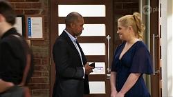 James Soloman, Rose Walker in Neighbours Episode 8462