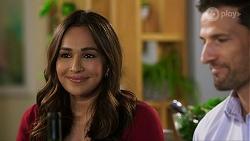 Dipi Rebecchi, Pierce Greyson in Neighbours Episode 8462