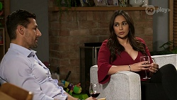 Pierce Greyson, Dipi Rebecchi in Neighbours Episode 8463