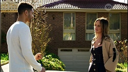 Levi Canning, Bea Nilsson in Neighbours Episode 8464