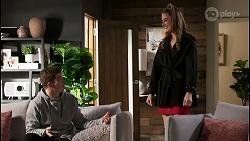 Hendrix Greyson, Chloe Brennan in Neighbours Episode 8464