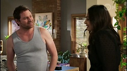 Shane Rebecchi, Dipi Rebecchi in Neighbours Episode 8464