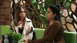 Bea Nilsson, Yashvi Rebecchi in Neighbours Episode 8465