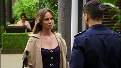 Bea Nilsson, Levi Canning in Neighbours Episode 8465