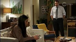 Yashvi Rebecchi, Toadie Rebecchi in Neighbours Episode 8465