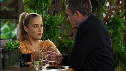Roxy Willis, Paul Robinson in Neighbours Episode 8466