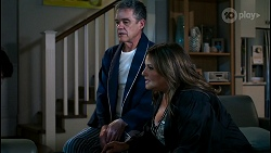 Paul Robinson, Terese Willis in Neighbours Episode 8466