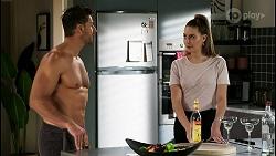Pierce Greyson, Chloe Brennan in Neighbours Episode 8467