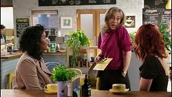 Audrey Hamilton, Jane Harris, Nicolette Stone in Neighbours Episode 8467