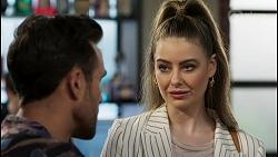 Aaron Brennan, Chloe Brennan in Neighbours Episode 8467