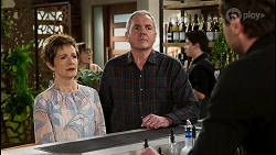 Susan Kennedy, Karl Kennedy, Shane Rebecchi in Neighbours Episode 8468