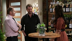 Toadie Rebecchi, Shane Rebecchi, Dipi Rebecchi in Neighbours Episode 8468