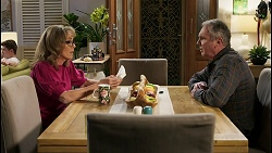 Hendrix Greyson, Jane Harris, Karl Kennedy in Neighbours Episode 8469