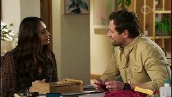 Dipi Rebecchi, Shane Rebecchi in Neighbours Episode 8469