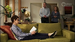 Susan Kennedy, Karl Kennedy, Jane Harris in Neighbours Episode 8469