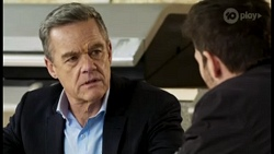 Paul Robinson, Ned Willis in Neighbours Episode 8470