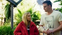 Roxy Willis, Kyle Canning in Neighbours Episode 8471