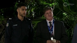 Levi Canning, Det. Bill Graves in Neighbours Episode 8471