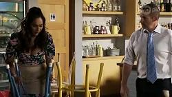 Dipi Rebecchi, Toadie Rebecchi in Neighbours Episode 8472