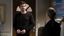 Ned Willis, Paul Robinson in Neighbours Episode 8473