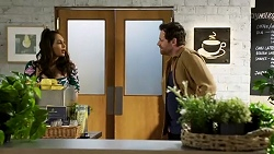 Dipi Rebecchi, Shane Rebecchi in Neighbours Episode 8473
