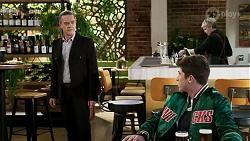 Paul Robinson, Hendrix Greyson in Neighbours Episode 8473