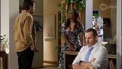Shane Rebecchi, Dipi Rebecchi, Toadie Rebecchi in Neighbours Episode 8474