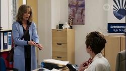Jane Harris, Susan Kennedy in Neighbours Episode 8474