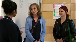 Audrey Hamilton, Jane Harris, Nicolette Stone in Neighbours Episode 8474