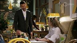 Pierce Greyson, Chloe Brennan in Neighbours Episode 8474