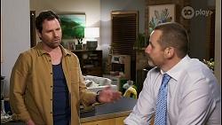 Shane Rebecchi, Toadie Rebecchi in Neighbours Episode 8474