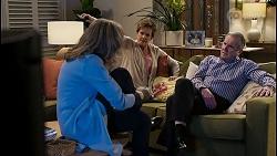 Jane Harris, Susan Kennedy, Karl Kennedy in Neighbours Episode 8474