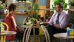 Susan Kennedy, Toadie Rebecchi in Neighbours Episode 8474