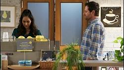 Dipi Rebecchi, Shane Rebecchi in Neighbours Episode 8474
