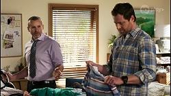 Toadie Rebecchi, Shane Rebecchi in Neighbours Episode 8474