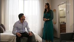 Pierce Greyson, Dipi Rebecchi in Neighbours Episode 8475