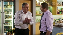 Karl Kennedy, Toadie Rebecchi in Neighbours Episode 8475