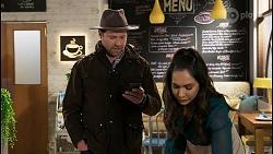 Shane Rebecchi, Dipi Rebecchi in Neighbours Episode 8475