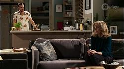 Aaron Brennan, Jane Harris in Neighbours Episode 8475