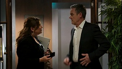 Terese Willis, Paul Robinson in Neighbours Episode 8476