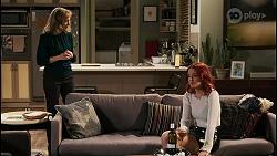 Jane Harris, Nicolette Stone in Neighbours Episode 8476