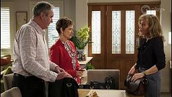 Karl Kennedy, Susan Kennedy, Jane Harris in Neighbours Episode 8476