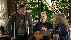 Kyle Canning, Roxy Willis, Sheila Canning in Neighbours Episode 8478