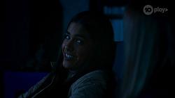 Yashvi Rebecchi, Bea Nilsson in Neighbours Episode 8478