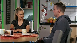Roxy Willis, Kyle Canning in Neighbours Episode 8478
