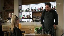 Chloe Brennan, Shane Rebecchi in Neighbours Episode 8479