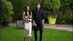 Yashvi Rebecchi, Shane Rebecchi in Neighbours Episode 8479