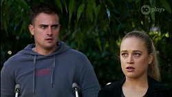 Kyle Canning, Roxy Willis in Neighbours Episode 8480